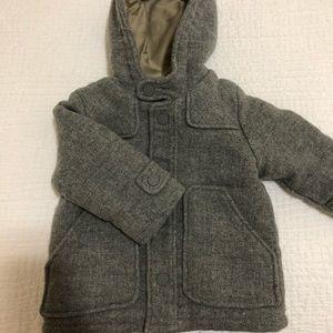 Zara baby boy coat